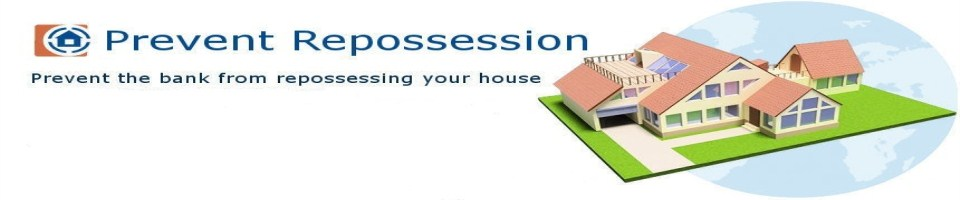 Prevent Repossession of Your Home